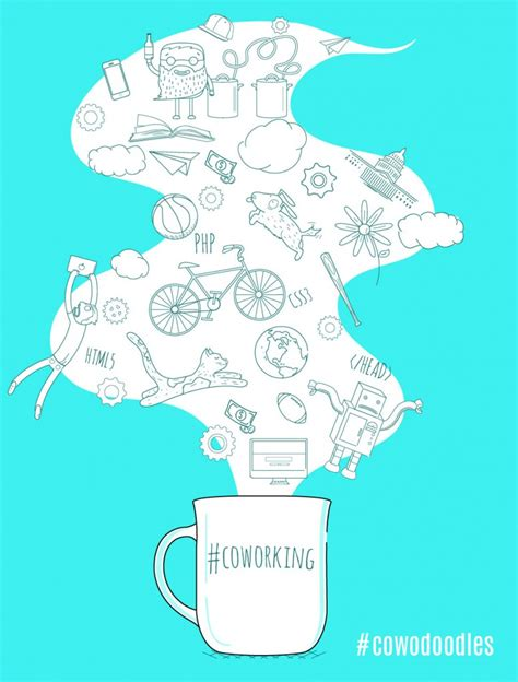 #Cowodoodles – #Coworking The Day Away at UberOffices