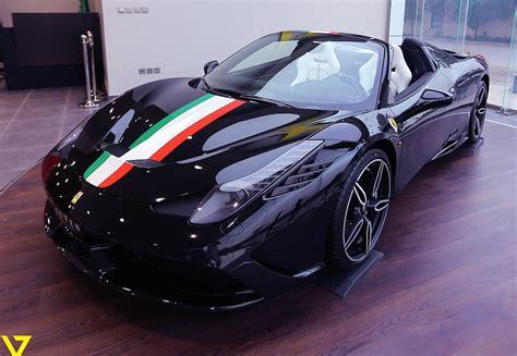 pagani dealership spotlight coolest ferrari 458 speciale a in the world