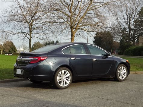 Buick Turbo Regal by 2014 Buick Regal Turbo Awd Road Test Review Carcostcanada