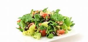 Avondeten salade