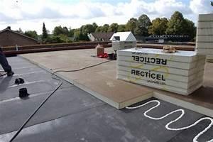 Isolation toiture terrasse isoler correctement une for Isolation thermique toit terrasse
