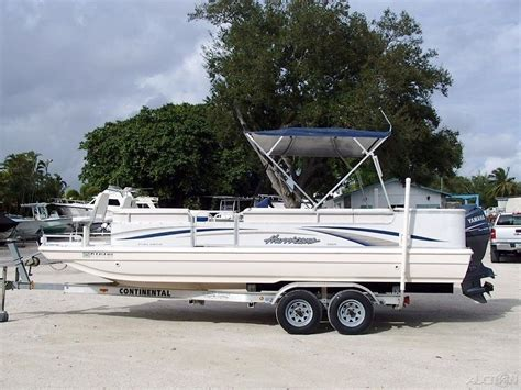 Hurricane 226 Deck Boat by Hurricane Deck 226 Boat For Sale From Usa