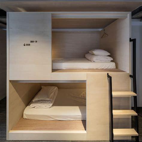 large family floor plans unplan hostel by aida atelier retail