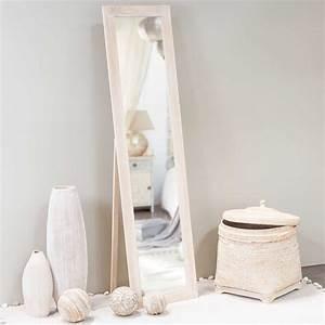 miroir psyche en bois h 150 cm laure maisons du monde With psyche maison du monde