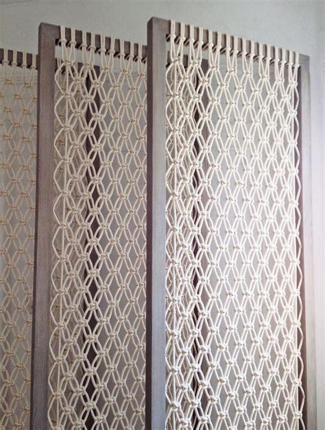 macrame room divider macrame wall hanging patterns
