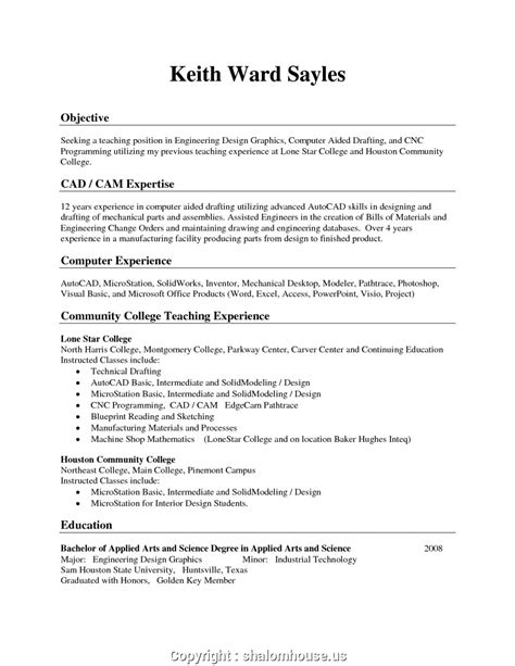 Creative Resume Objective by Creative Cv Objective Lines Objective Line In Resume