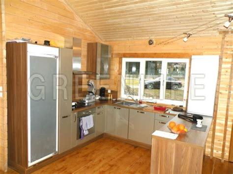 cuisine maison bois maison bois louisa 140 maison bois greenlife
