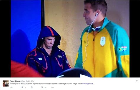 Michael Phelps Memes - phelpsface the phelps memes tweets you need to see heavy com page 3