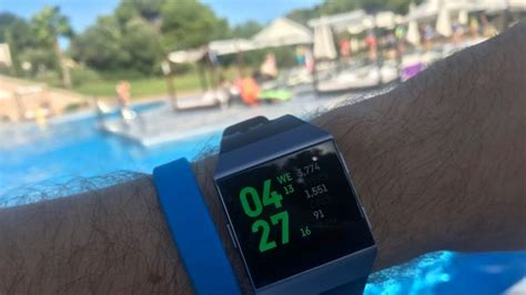 fitbit ionic fitness tracker on review coach
