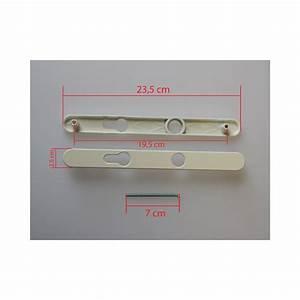 Ensemble de poignee de porte exterieur blanche for Ensemble poignee de porte