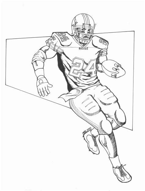 Best Nfl Coloring Pages Ideas And Images On Bing Find What You