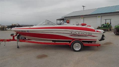 Tahoe Boats For Sale In Oklahoma 1990 tahoe q4 boats for sale in oklahoma