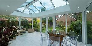 Glass To Floor Conservatories North East