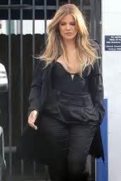 Khloe Kardashian - Filming in Los Angeles, March 2015 ...