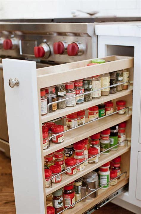 Spice Rack Storage Ideas by Best 25 Kitchen Spice Storage Ideas On Spice