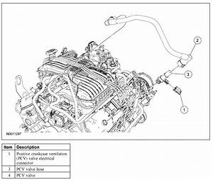 2000 E250 4 2l Getting Codes P0171 And 174  Vaccum  Leaks