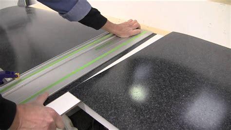 best saw to cut laminate countertop plastic laminate seam cutting wmv