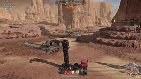 Crossout Cbt Invasion Height Advantage Youtube