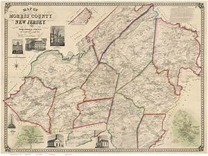 Morris Co : new jersey county maps ~ Watch28wear.com Haus und Dekorationen