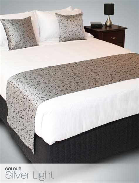 laura bed runners cushions accommodation linen