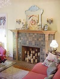faux fireplace ideas Faux Fireplace Ideas
