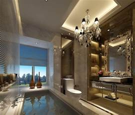 Home Interior Design Bathroom Luxury Bathroom Interior Design By European Style 3d House Free 3d House Pictures And Wallpaper