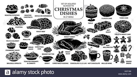 Christmas Mulled Wine Mince Pie Stock Photos & Christmas