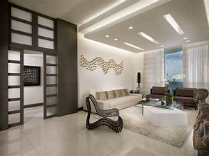 Trump Tower - Contemporary - Living Room - miami - by