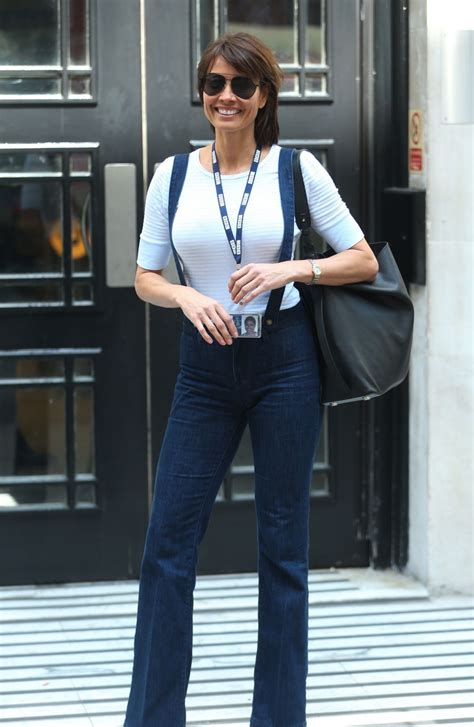 Melanie Sykes Out About London Hawtcelebs