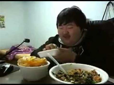 dicker chinese und sein essen youtube