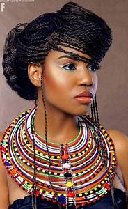 Short African Braids For Big Foreheads