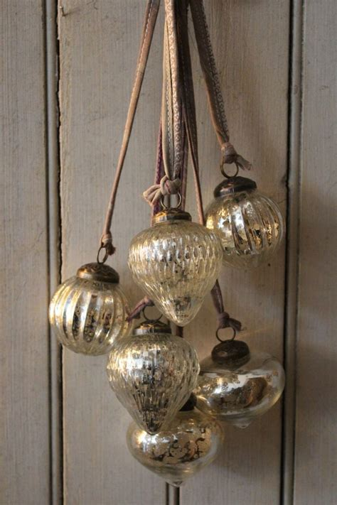 silver decorations ideas  pinterest cozy