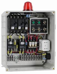 Simplex Sump Pump Control Panel Wiring Diagram