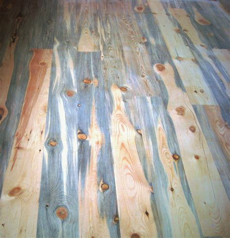wood flooring from reclaimed standing dead timber both t