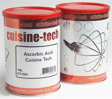 cuisine itech ascorbic acid cuisinetech