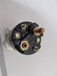 13037 Quicksilver Starter Solenoid Switch Mercruiser  Alpha