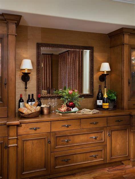 built  dining room bar  buffet hgtv