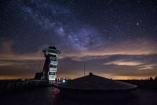 Milky Way Over Brasstown Bald Explore Explored Jul