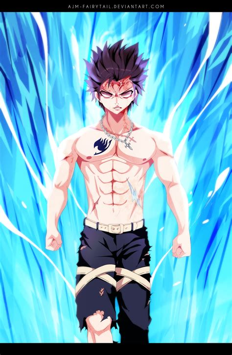 gray fullbuster fairy tail page    zerochan