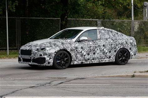 Spyshots 2019 Bmw 2 Series Gran Coupe Is A Fwd Sedan