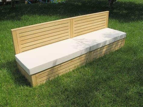 panchine da giardino in legno panchine da giardino accessori da esterno modelli di