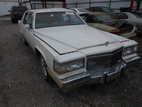 1991 Cadillac Brougham Parts by Used 1990 Cadillac Brougham Front Brougham Headl