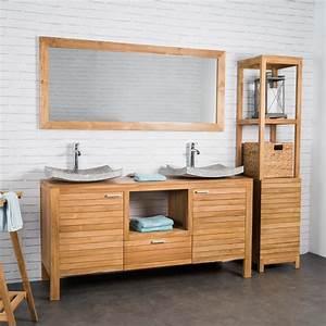 Meuble Sous Vasque Double Vasque Meuble Salle De Bain