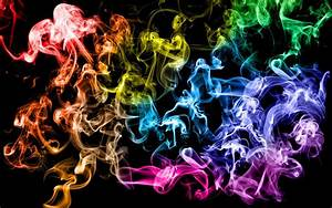 Art, Pictures, Colorful, Smoke, Wallpapers