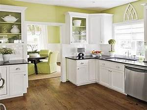 kitchen best green kitchen color schemes with wood With what kind of paint to use on kitchen cabinets for design your own wall art quote
