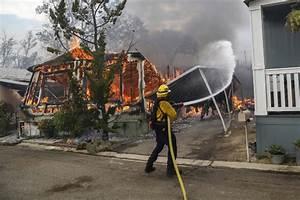 L39tat D39urgence Dcrt En Californie En Raison Des Feux
