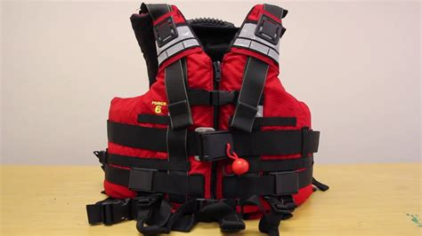 Force 6 Swift Water Rescuetec Life