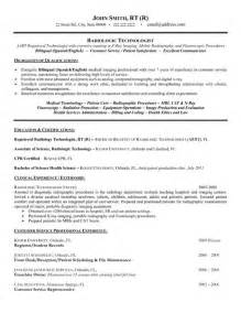 resume letter for radiologic technologist cover letter entry level radiologic technologist writing lab attractionsxpress