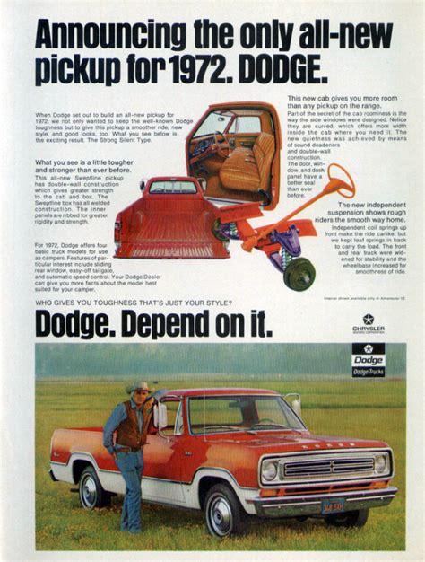 madness  years  classic pickup truck ads