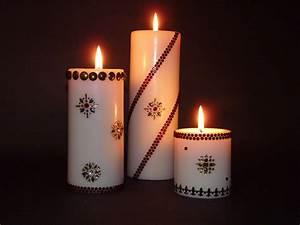 Scribble Blog-Inspiring Creativity » decorate candles